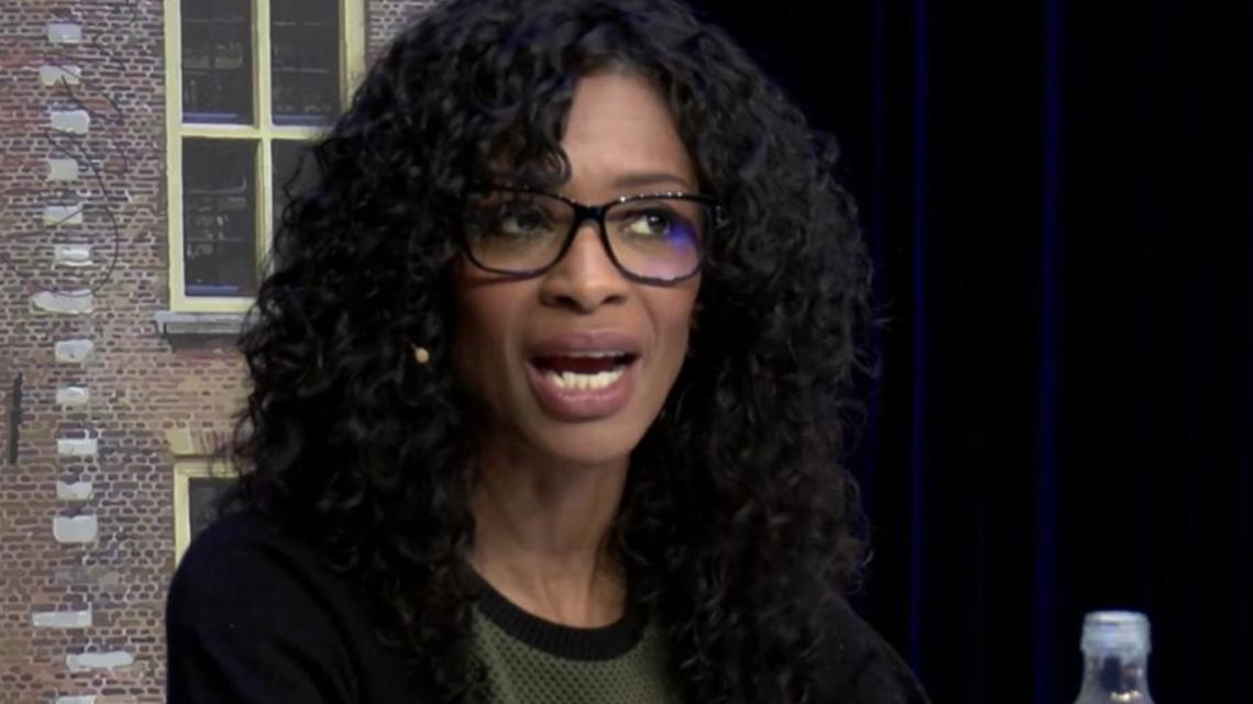 """Sylvana Simons: """"Verwijder alle witte mannen in de tweede kamer"""" (video)"""